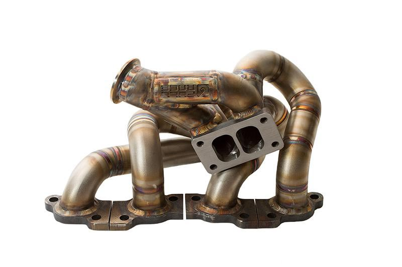nissan sr20det twin scroll single wg turbo manifold 0