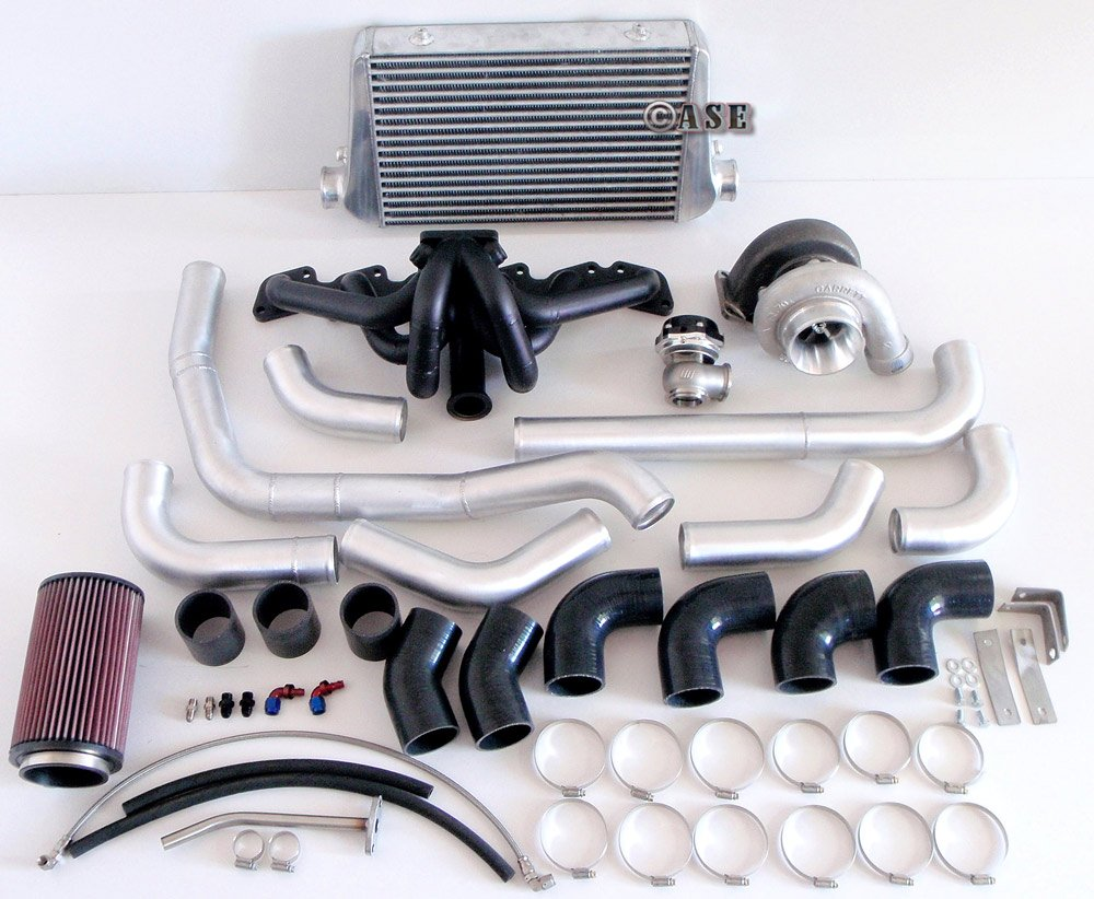 NISSAN PATROL TURBO KIT