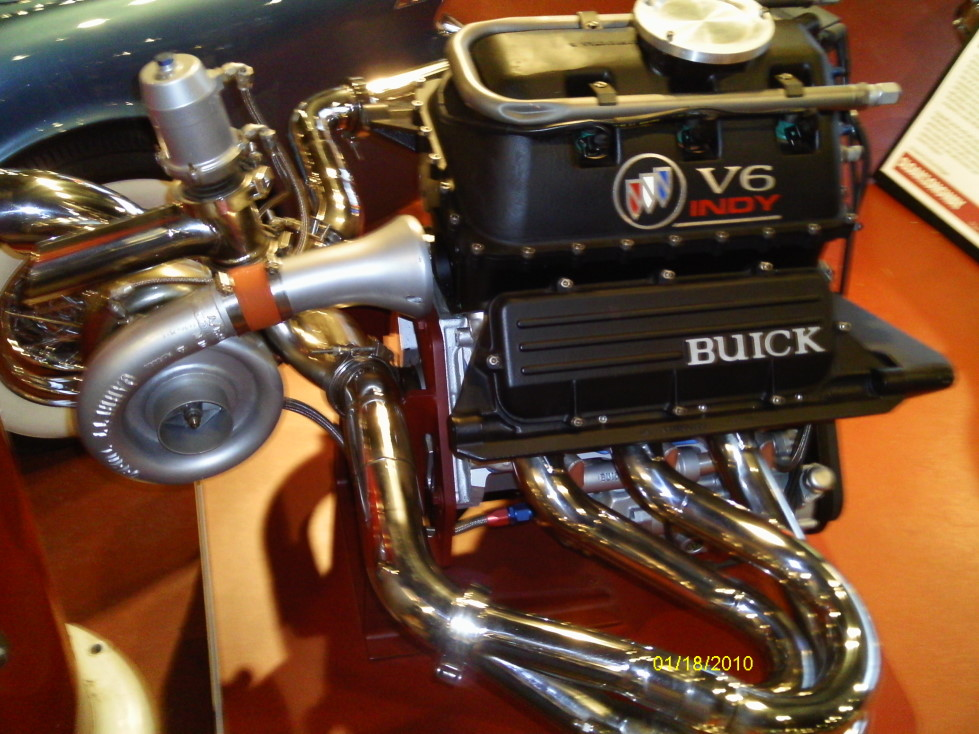 BuickV6 Indy Racing