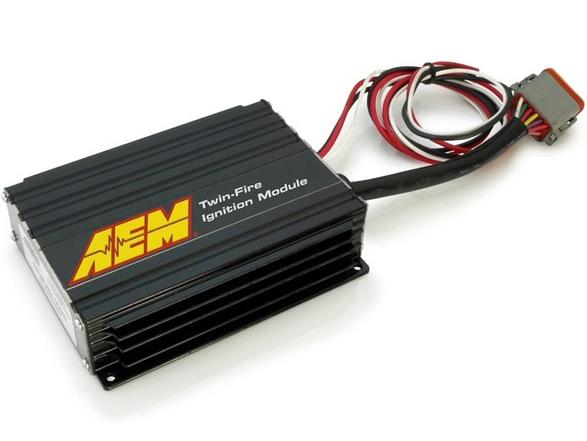 aem 4 channel twin fire ignition module 2736
